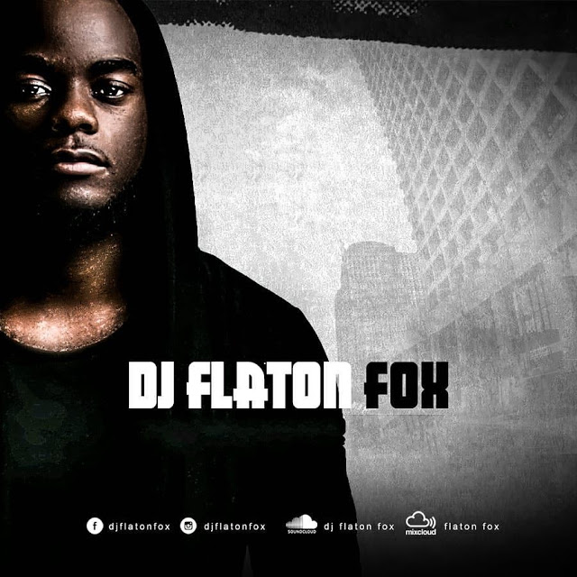 Dj Flaton Fox - Yaah (feat. Godzila do Game & Nerú Americano)