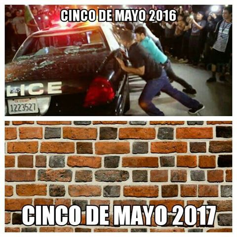 Trump%2BWall%2B5.7.16 meme of the day ushanka us
