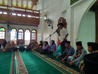 Pengajian Majelis Ta'lim Kabupaten Maluku Tengah di Negeri Siri Sori Islam