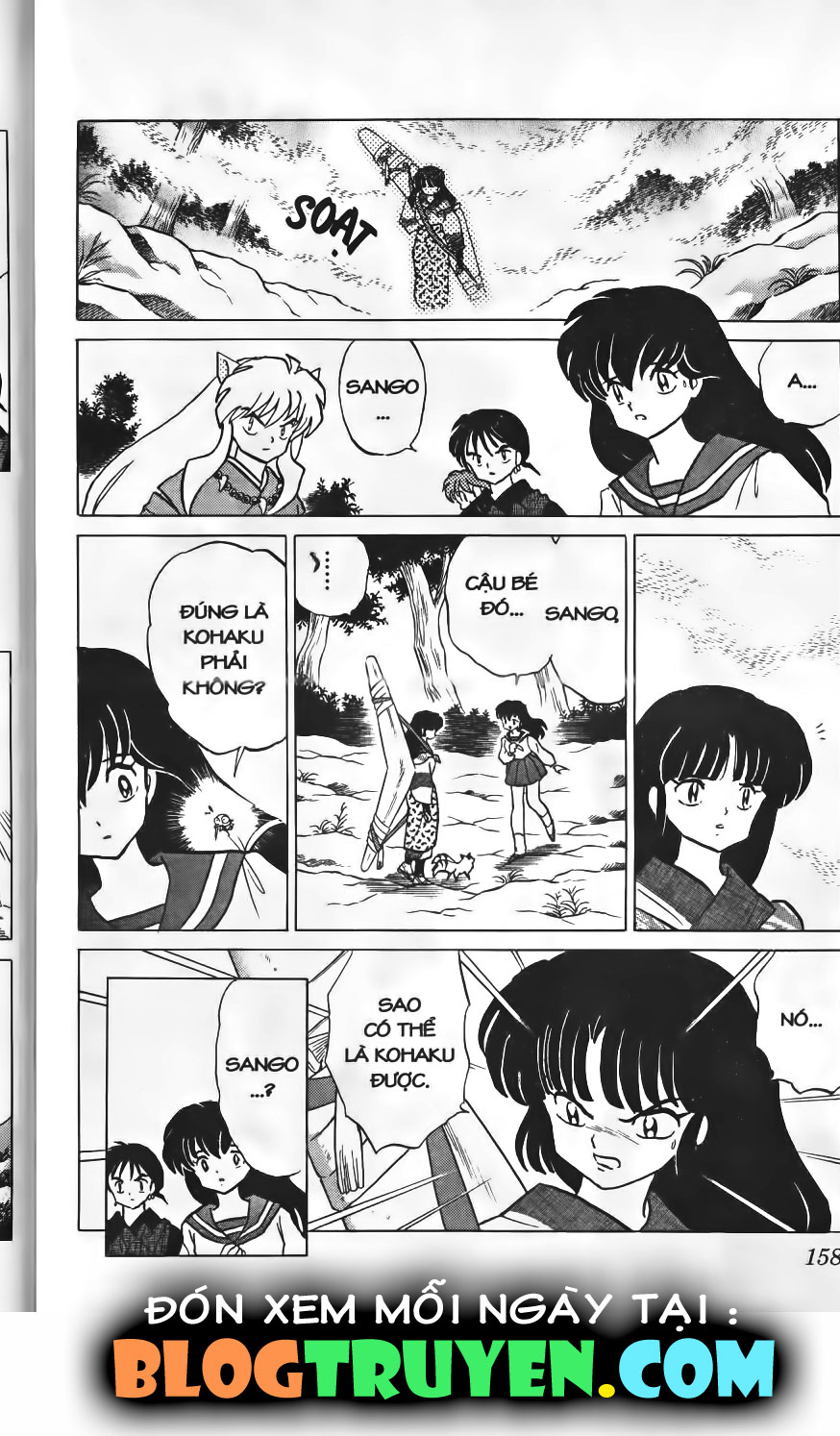 Inuyasha vol 11.9 trang 11