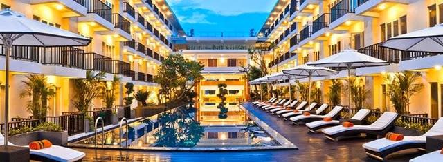 Travel Paket Wisata Promo Diskon Menginap Di Hotel Harris Jimbaran Bali