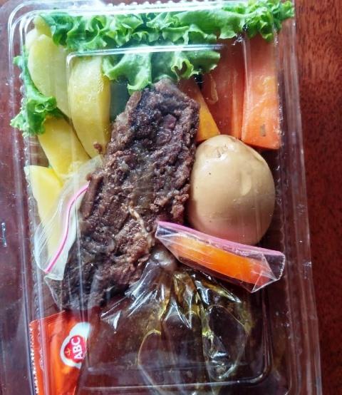 Jagoan Salad - Jagoan Lezat