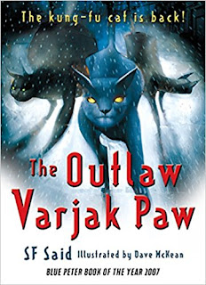 Go to THE OUTLAW VARJAK PAW book on Amazon
