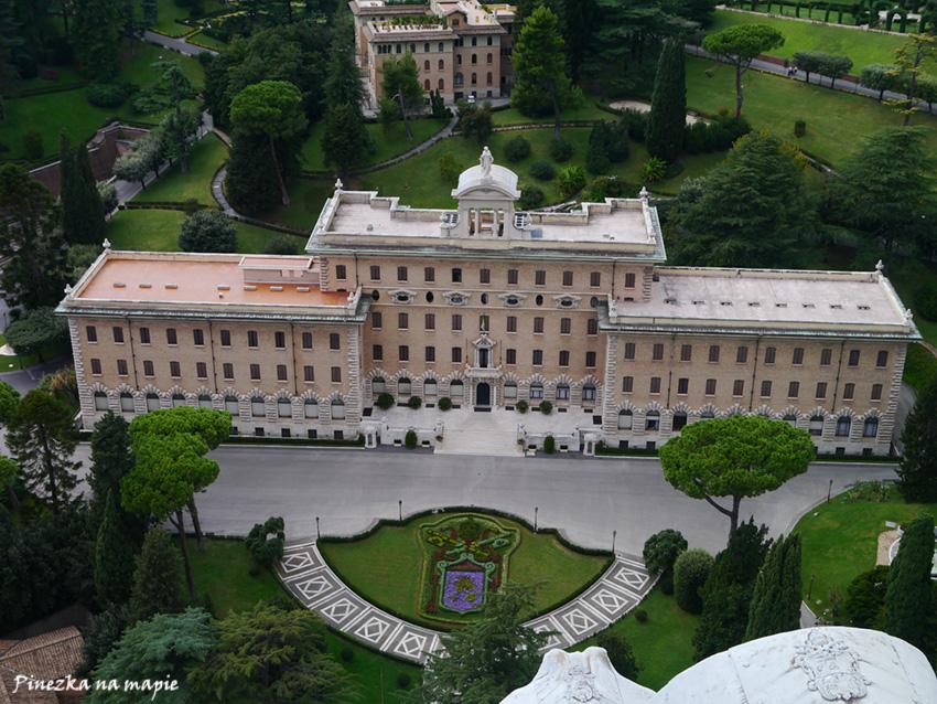 Ogrody papieskie w Watykanie