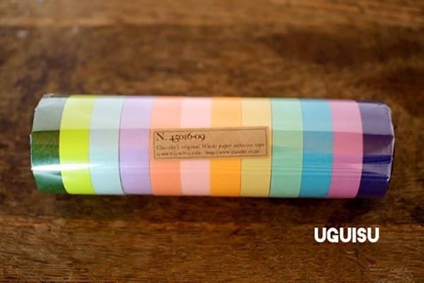 Uguisu washi tape