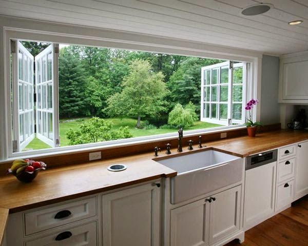 Nantinya Saya Ingin Dapur Menghadap Ke Taman Agar Cahaya Matahari Masuk Dan Lebih Semangat Untuk Memasak