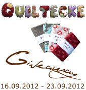Giveaway Quiltecke