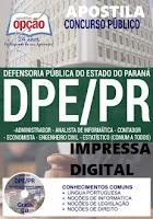 Apostila DPE-PR Analista de Informática 2017