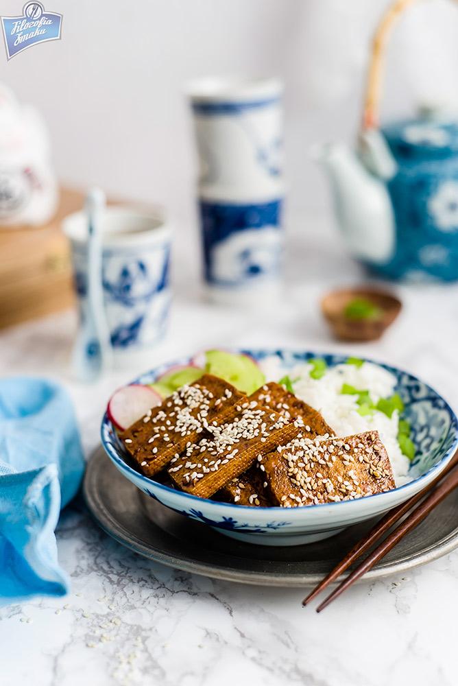 Tofu z patelni