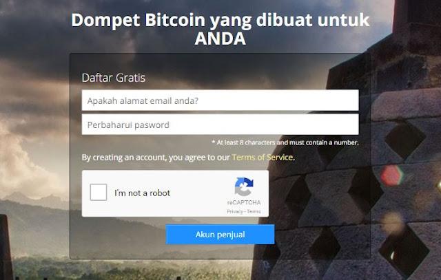 Cara Membuat Wallet Bitcoin Di Coins.id Dan Mendapatkan Bonus Hingga 0.003 BTC