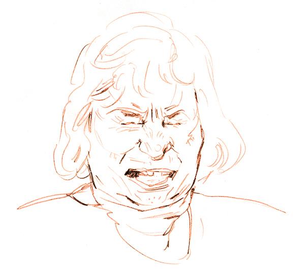 Facial Expressions Book 4