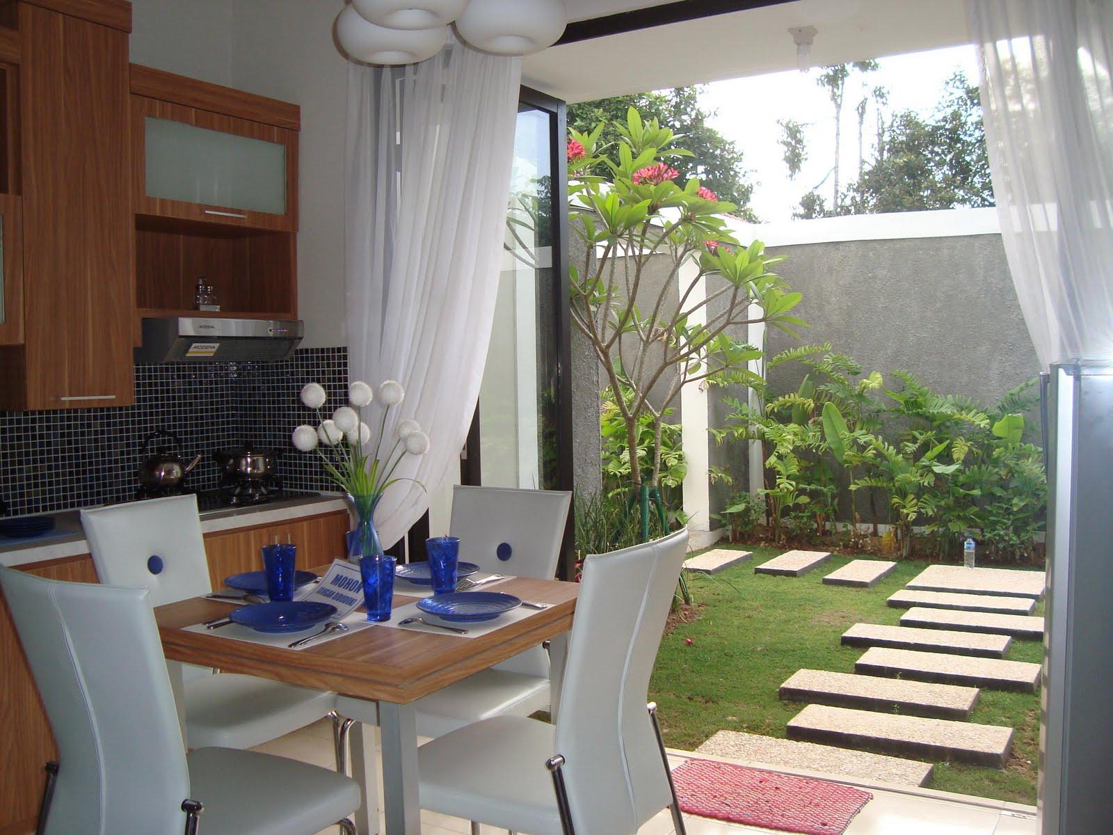 Desain Interior Ruang Makan Sederhana Minimalis Modern ...