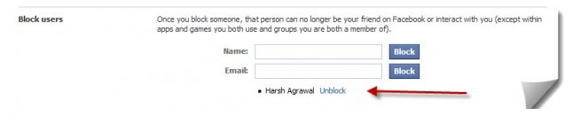 How Can I Unblock People On Facebook