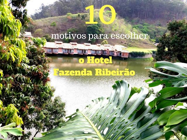Hotel Fazenda Ribeirão - www.viajarhei.com