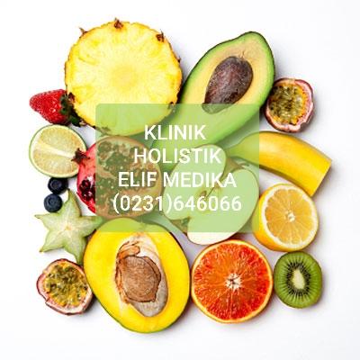 Buah dan Sayur asthenozoospermia