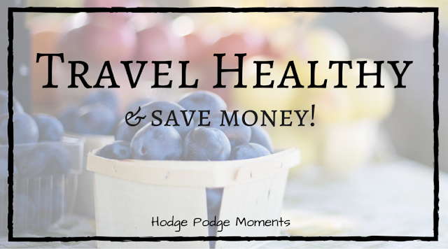 Travel Healthy & Save Money