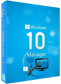 Yamicsoft Windows 10 Manager 2.1.0 Final poster box cover