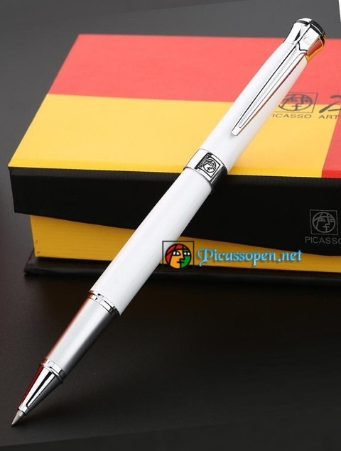 Bút Picasso Pimio 903 màu trắng