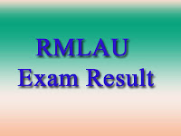 Avadh University Faizabad Result 2016 - 2017
