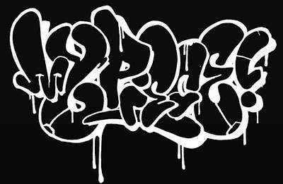 graffiti names drawings