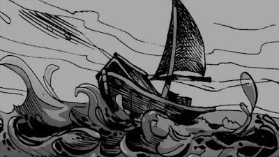 Nabi Yunus dalam Perut Ikan