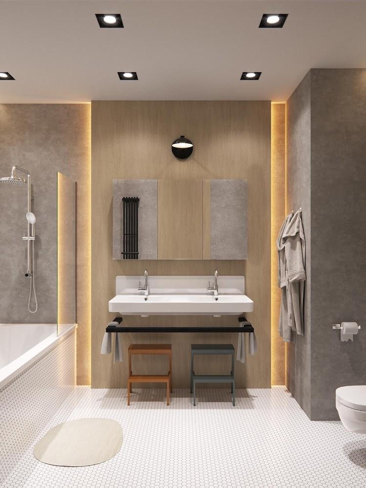 modern-double-sinks-bathroom