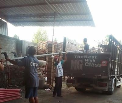 Sewa Truk Mataram Lombok Sumbawa