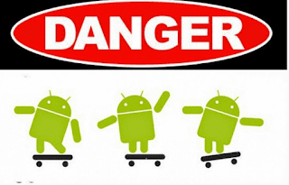 aplikasi berbahaya seperti virus di android