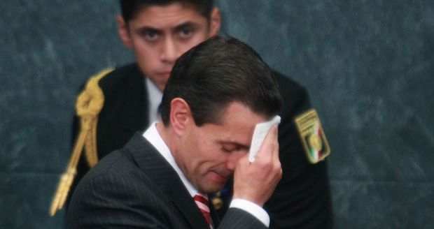 Peña Nieto, ejercicio