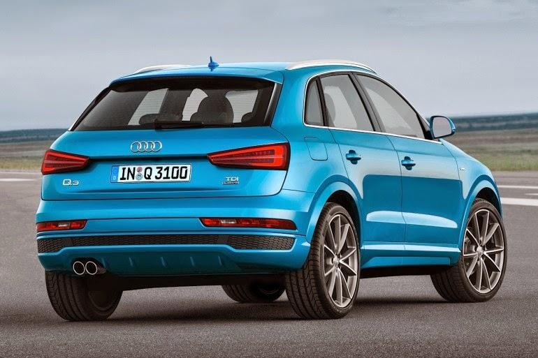 Audi Q3 2015 отзывы владельцев