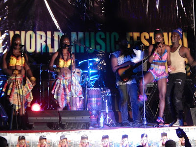Wiyaala's Festival Dream Realised In The Upper West Region