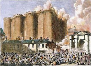Imagen sobre la revolución francesa