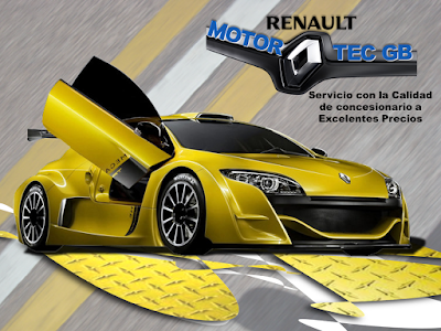 Taller Renault Especializado Bogota - Motortec GB