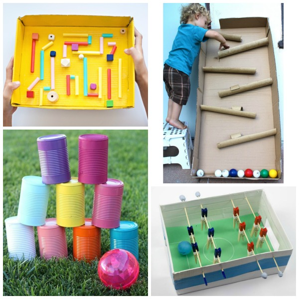 Homemade Games For Kids