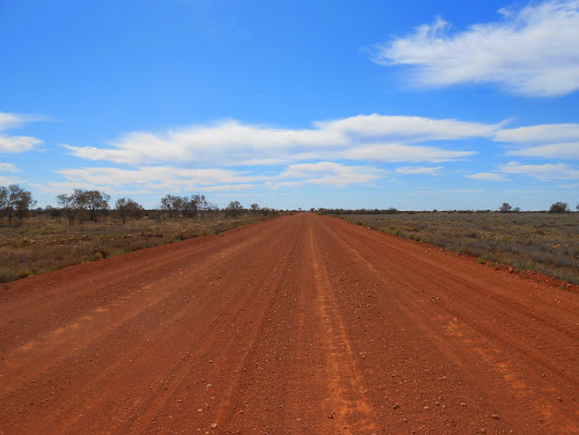 Day 9 - Oodnadatta to Marla