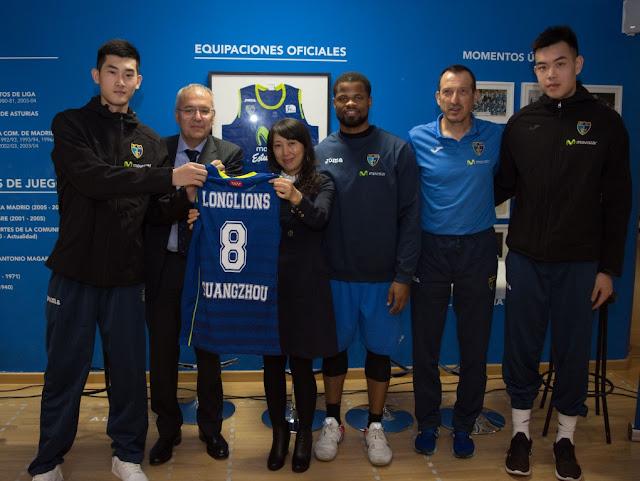 El Estudiantes abre fronteras y formará jugadores y entrenadores en China