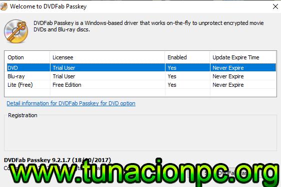Elimina seguridad de un DVD con DVDFab Passkey