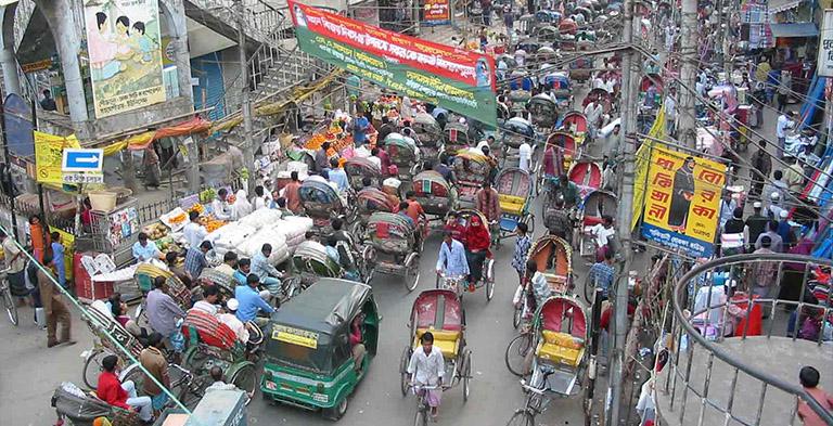 Dhaka City trip