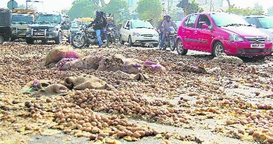 Image result for ALOO ON ROAD punjab