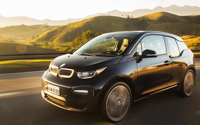 Novo BMW i3 2018 - Brasil