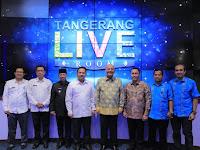 Wali Kota Medan & Tanggerang Tandatangani MoU Terkait Smart City