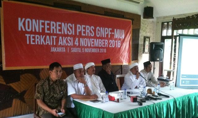 Kronologi Demo 4 November Hingga Berujung Rusuh Versi GNPF MUI
