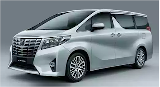 Toyota Alphard (925 juta - 1,7 milyar)
