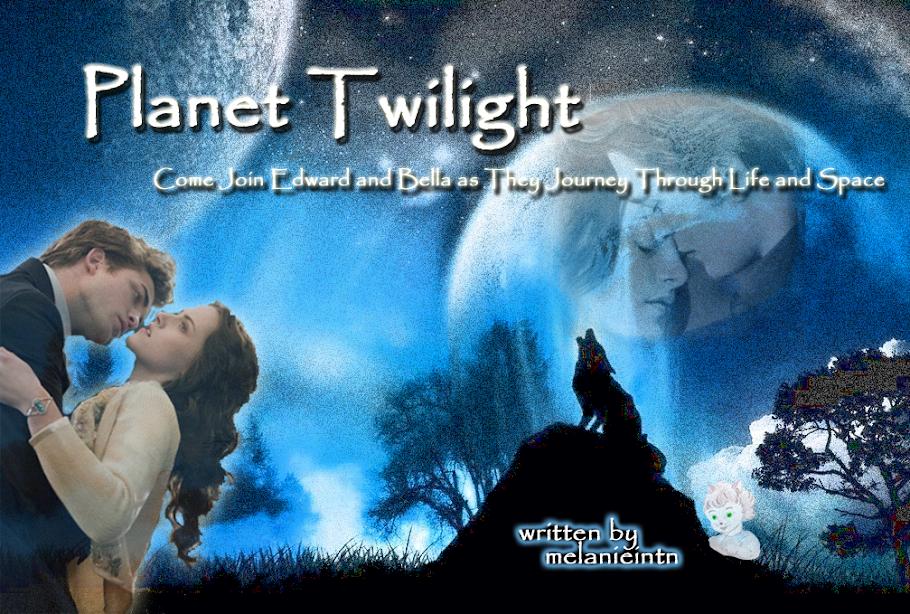 Planet Twilight - Fanfiction