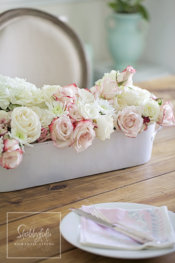 how to style flowers