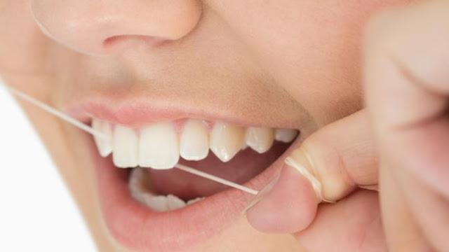 soie dentaire et maladies cardiaques