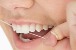 La soie dentaire et les maladies cardiaques