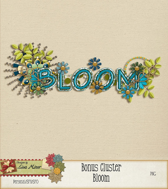 Bloom!  New in the Shops!
