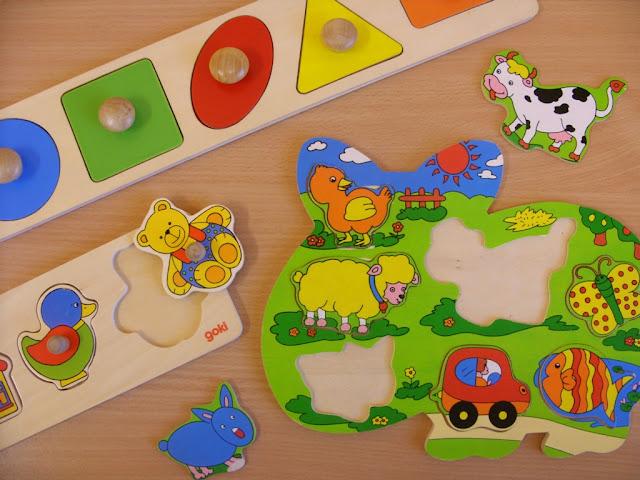 zabawki dla niemowlaka i przedszkolaka