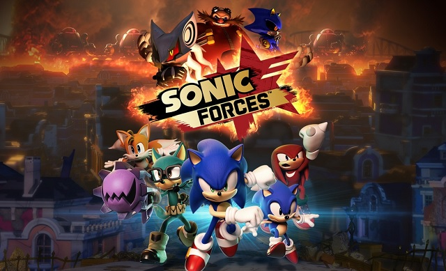 preview sonic forces